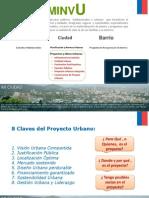 8 Claves de Proyectos Urbanos