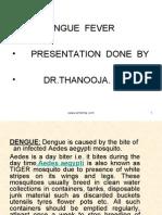 Dengue Management