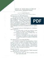 Distributory Regulators 1