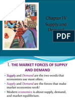 Chapter 4 Supply and Demand