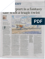 The Age Comment - Auto Report is Fantasy Tale With a Tragic Twist