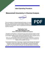 s 536 Measurement Uncertainty Chemical
