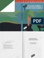 Plantas - Biogeografia y Edafogeografia