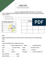 linking verbs activity sheet