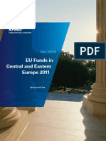 Eu Funds in Central and Eastern Europe 2011