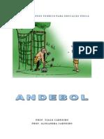 ANDEBOL - Apontamentos de apoio teórico