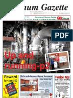Platinum Gazette 06 November