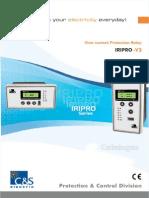 IRI PRO V3 Catalogue
