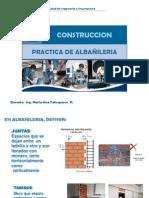 13.Practica de Albañileria