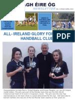 Nenagh Eire Og Club Newsletter - April 2014