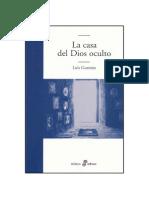 _Gusmán, Luis - La Casa Del Dios Oculto [PDF]