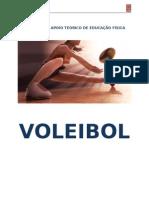 VOLEIBOL - Apontamentos de apoio teórico