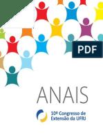 Anais Congresso de Extensão 2013