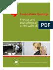 Workplace Violence Eu Book