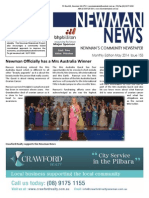 Newman News May 2014 Edition