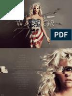 Warrior - Ke$ha Digial Booklet