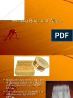 Welding Rods and Wires