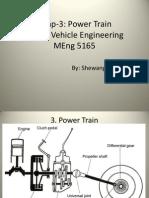 Chap 3 Power Train