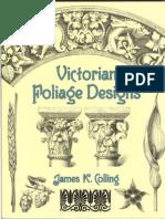 Victorian Foliage Designs