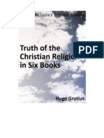 On the Truth of Christian Religion - Grotius