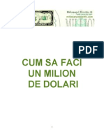 Cum Sa Faci Un Milion de DolariRO