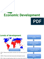 economic development revision