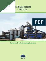 SAIL Annual Report