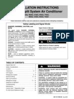 r 410 a Installation Manual