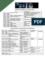 Programme Euclid 2014-1