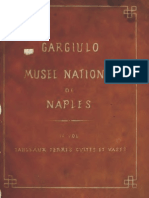 Carciulo Raphael, Collection of the Most Remarkable Monuments of the National Museum (Napoli), 1873, Vol IV