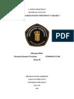 Nirmala Kusuma Wardani 115040101111106 Kelas H