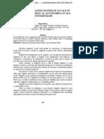 Autonomia Finanelor Publice Locale