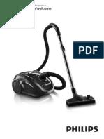 Philips FC8146 instruction manual