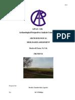 Buckwell Farm, Usk, Monmouthshire. Desk Based Assessment