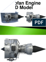 Turbofan Engine Model