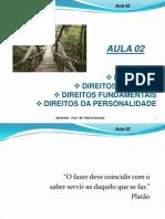 Aula 02 - Biodireito