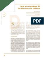 Arqueología Sp Televisión