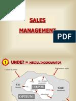 Sales Management 2007