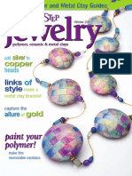 Step by Step Jewelry~Polymer, Ceramic, and Metal Clays - Winter 2007