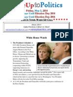 Wake Up to Politics - May 2, 2014
