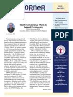 Consultants' Corner Newsletter - Issue 4 - April 2014