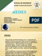 Redes Diapositiva