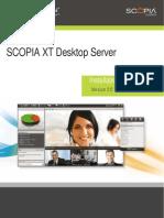 Scopia XT1000 DesktopServer Installation Guide 04