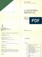 Guy Antonetti - A Economia Medieval