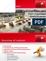 POP Communication- PPT
