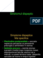 Sindromul dispeptic