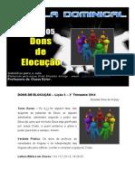 Licao 5 - Subsidio - Dons de Elocucao.doc