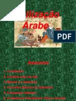 Aula Civilização Arabe