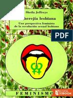 La Herejia Lesbiana - Sheila Jeffreys