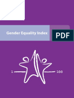 Gender Equality Index Main Findings